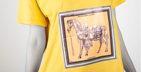 تیشرت زین اسب